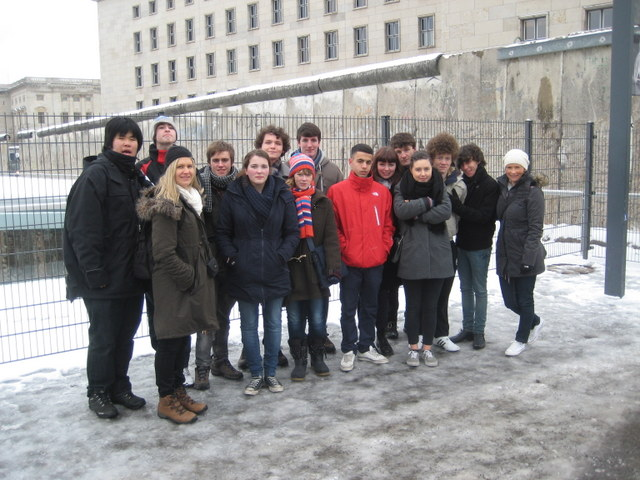 History Trip to Berlin, 11th - 13th March 2013