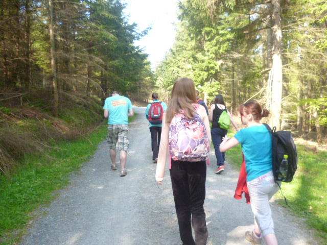 School Walk, 7th May 2013