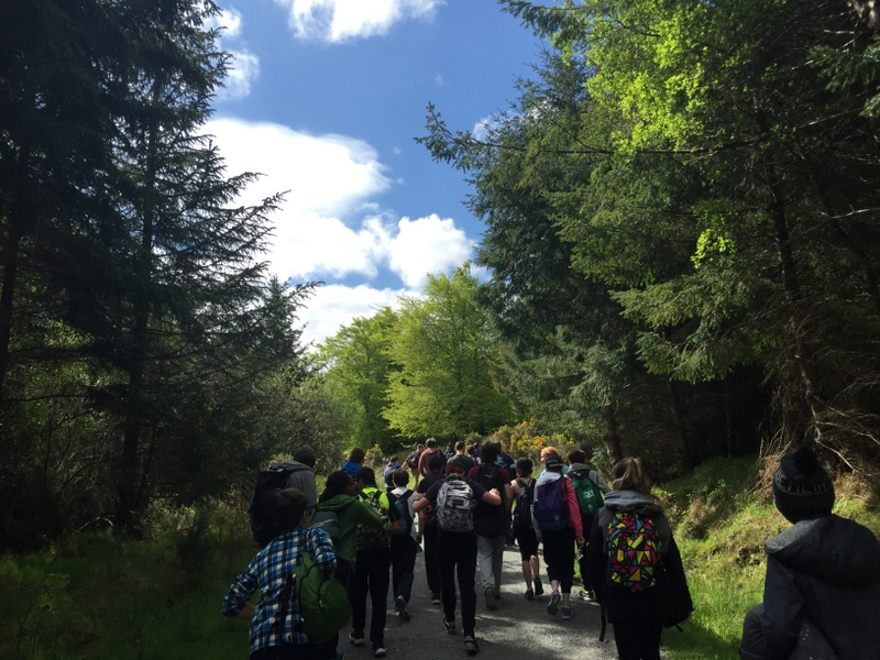 School Walk, 18th May 2016