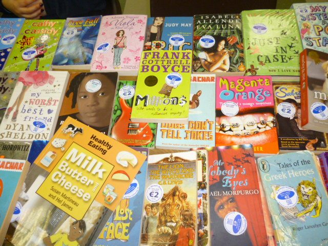 World Book Day, 7th March 2013