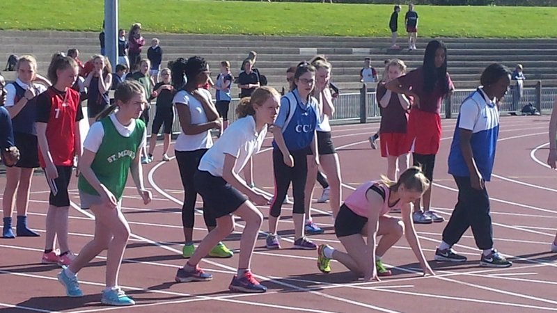 West Leinster School Athletics Competition, 21st and 23rd April 2015
