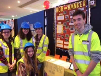 TY students reach Regional Finals of AIB Build-A-Bank competition