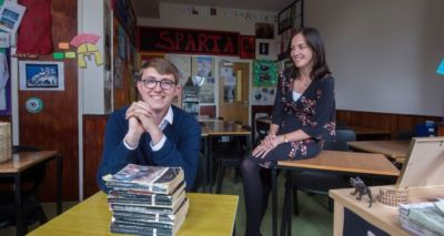 Classical Studies in Stratford College featured in The Irish Times