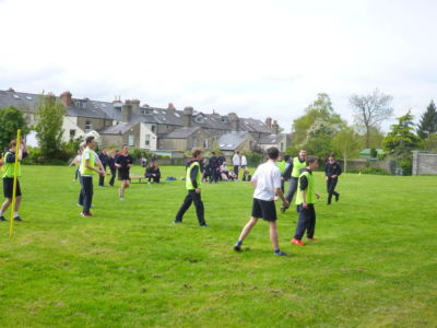 After school sports activities all up and running