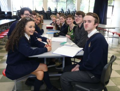 Irish Independent features Stratford College in Parent-Student Charter article