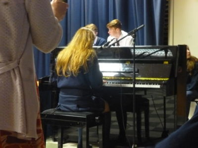 Student Council organise end-of-year Talent Show