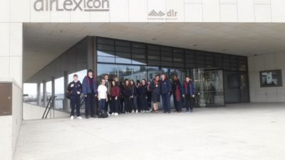 World Book Day: TY students visit the dlr LexIcon Library in Dún Laoghaire
