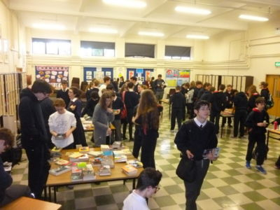 World Book Day book sale and events, 3rd March 2016