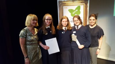 English students win Creative Schools Award