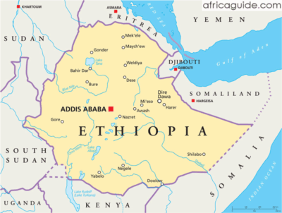 5th Year student visits Ethiopia