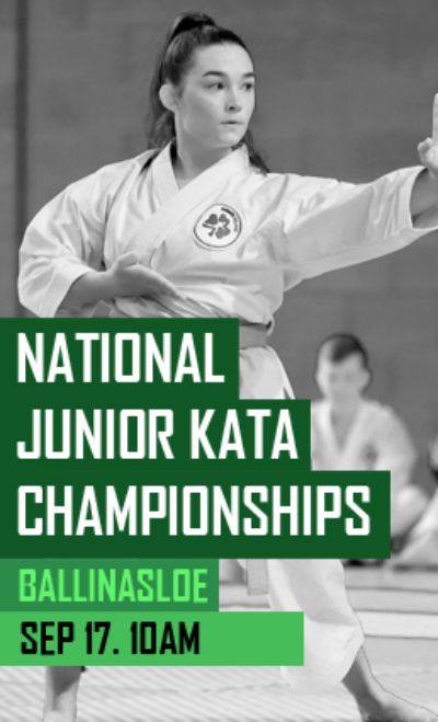 National Junior Kata Championships - Stratford students come 2nd and 3rd