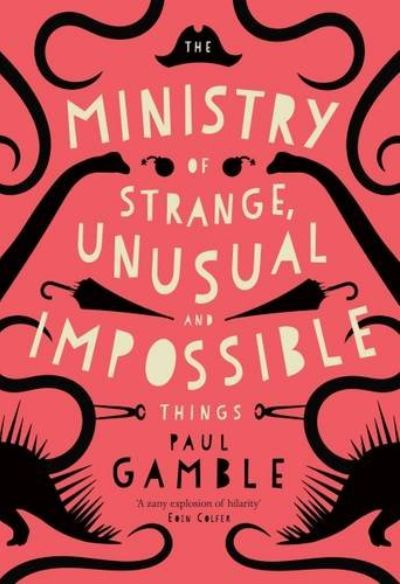 May Book Club Choice: 'The Ministry of S.U.I.T.S.' by Paul Gamble