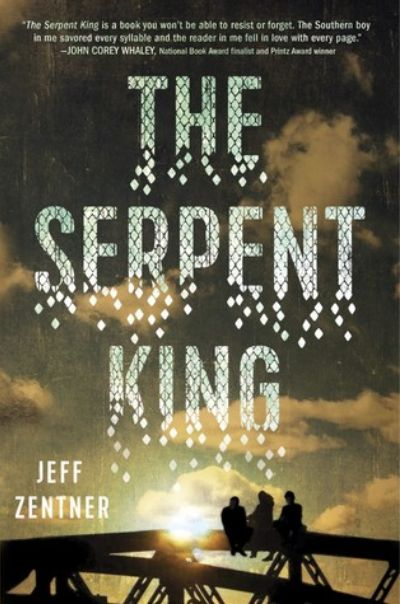 March/April Book Club Choice: 'The Serpent King' by Jeff Zentner