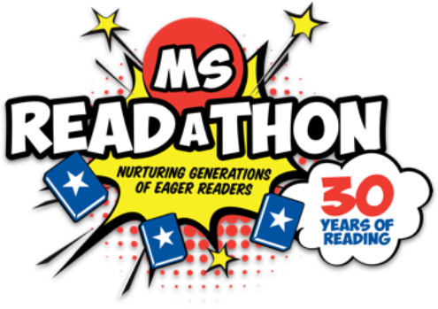 MS-Readathon 2017 Image: www.msreadathon.ie