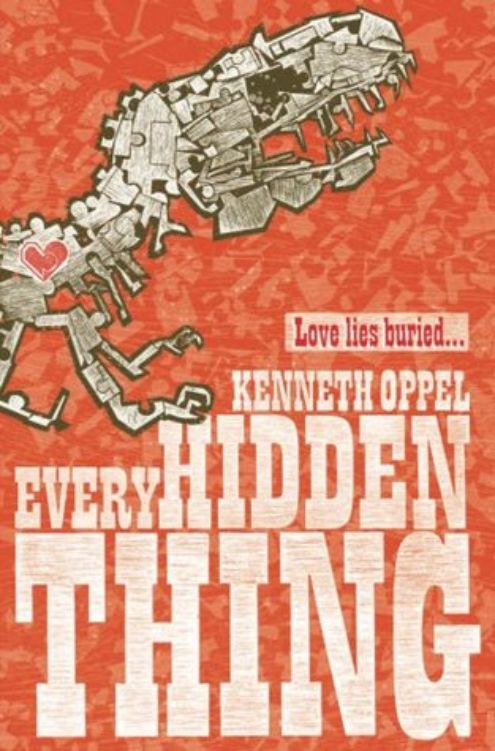 Every Hidden Thing by Kenneth Oppel Image: www.goodreads.com