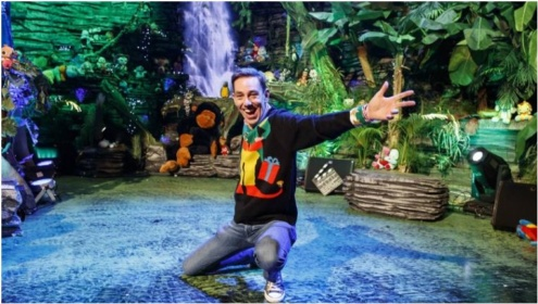 Ryan Tubridy - host of the Late Late Show Toy Show 2016 Image: www.rte.ie