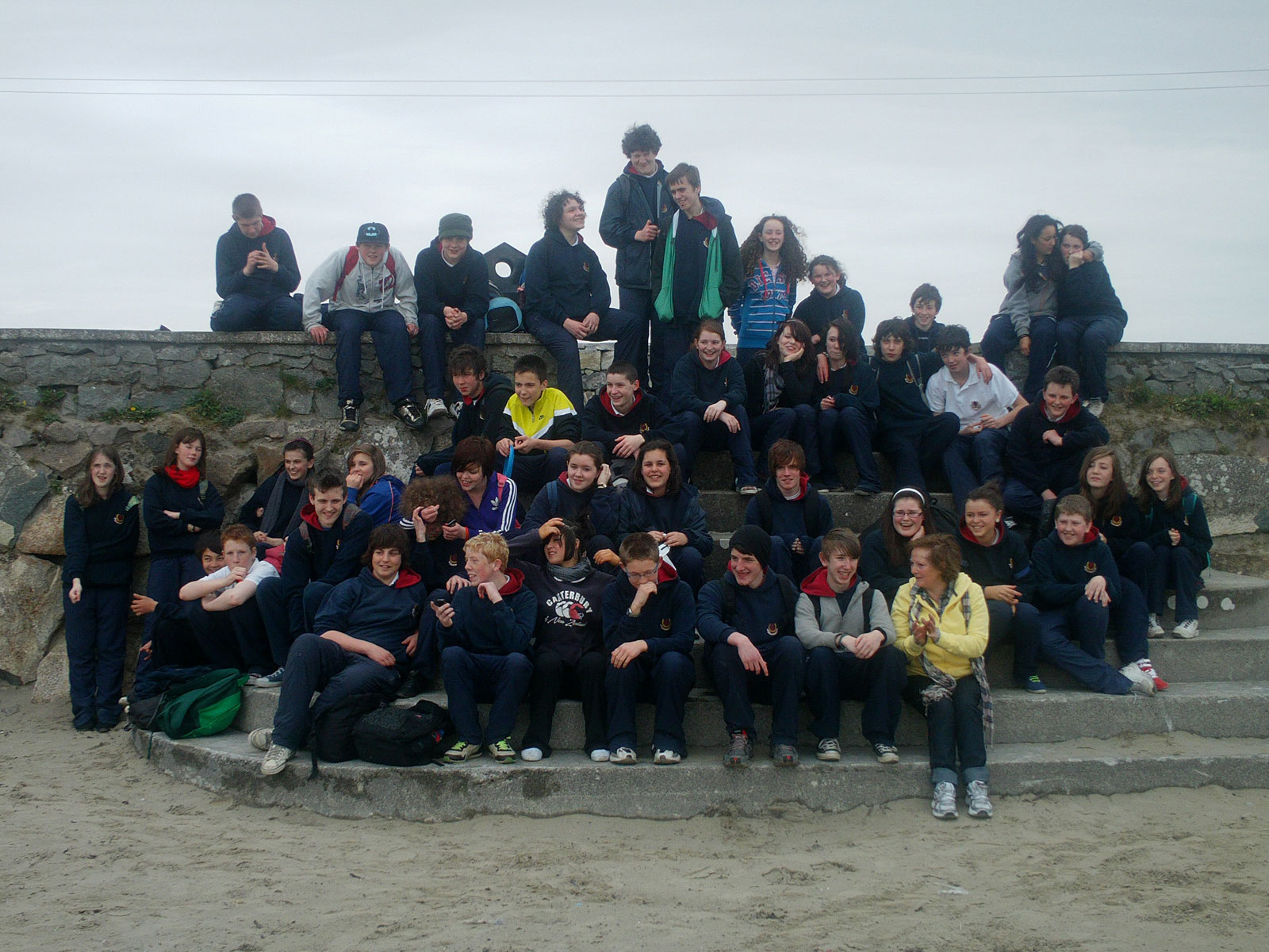 Day Trip to Spideal, Contae Gallimh 2010