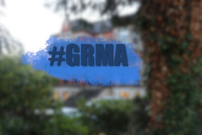 #GRMA Day! Friday 11th December 2020