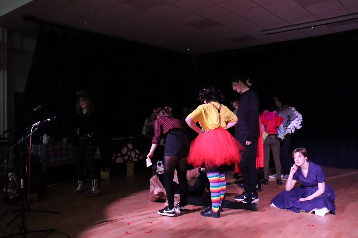 Stratford College Drama Production: Alice in Wonderland, 18th and 19th December 2019