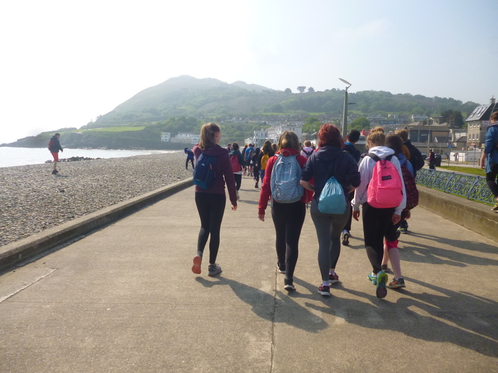 School Walk, 23rd May 2018