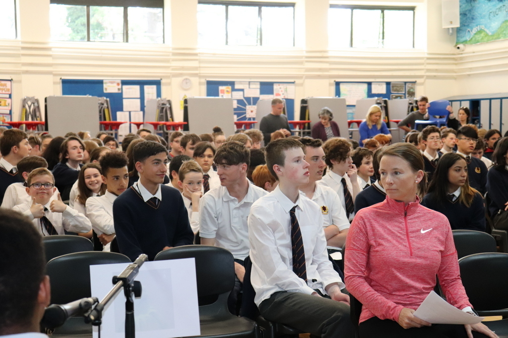 Sports Assembly & TY Graduation, 16th May 2019