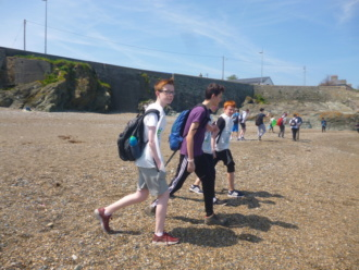 School Walk May2018 P1090814
