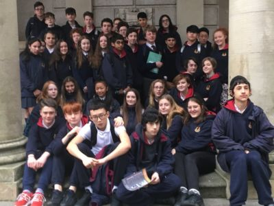 3rd Years visit Irish Aid and Kildare Street National Museum