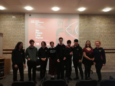 3rd Year student's film premiered at the Dublin International Film Festival