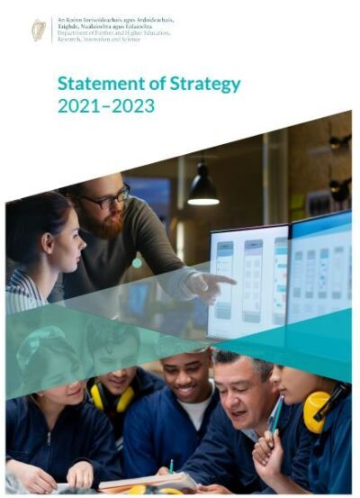 Three-year strategy plan launched for Further and Higher Education, Research, Innovation and Science