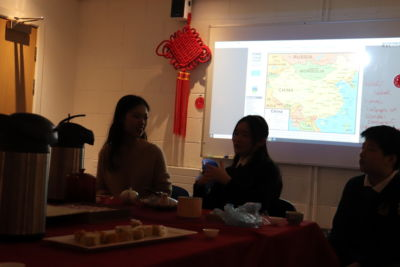 Chinese Tea Party December 2019