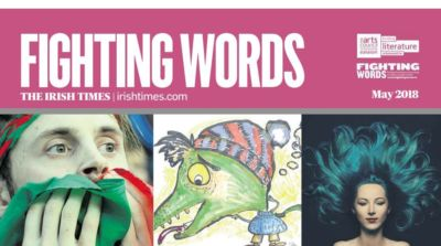 2018 Irish Times Fighting Words supplement - two Stratford College writers published!