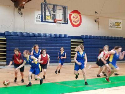 Girls Basketball: end-of-term round-up