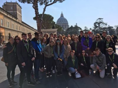 Classics/Art Trip to Rome turns into its own epic