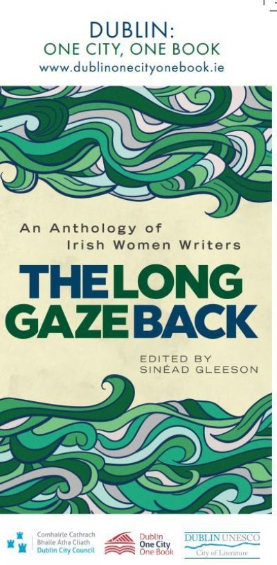 "April Book Club Choice: ""The Long Gaze Back"" edited by Sinead Gleeson"