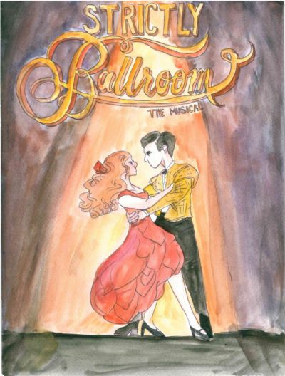'Strictly Ballroom' wows the audiences on both nights!