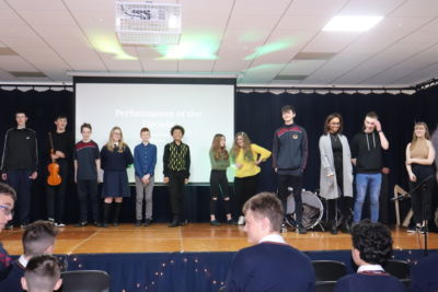Student Council organise a most fantastic Variety Show!