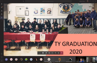 TY students of 2020 graduate in an online ceremony