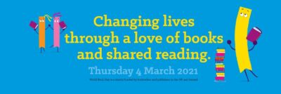 World Book Day - Thursday, 4th March