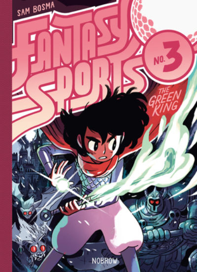 "May Book Club Choice: ""Fantasy Sports 3"" by Sam Bosma"