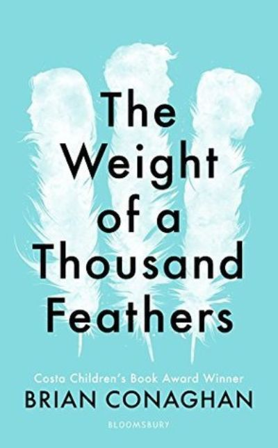 "October Book Club Choice: ""The Weight of a Thousand Feathers"" by Brian Conaghan"