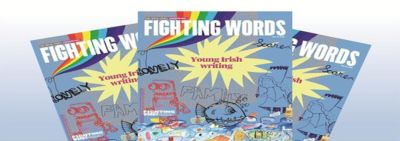 5th Year student published in Fighting Words supplement - for the second time