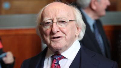 Message from President Michael D. Higgins to secondary school students