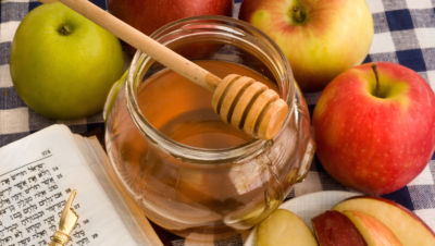 Rosh Hashanah - the Jewish New Year