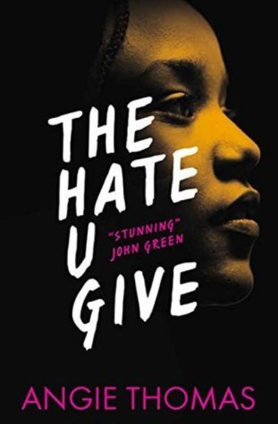 "February Book Club Choice: ""The Hate U Give"" by Angie Thomas"