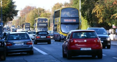 Rathgar Road, Traffic Irish Times (www.irishtimes.com)