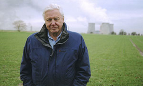 Sir David Attenborough Climate Change Photo: www.bbc.co.uk