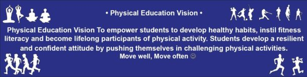 Stratford College Physical Education Vision 2018